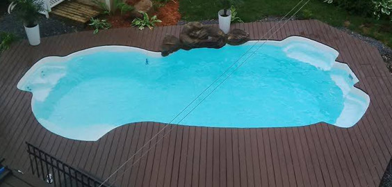 Kappa ok anos fiberglass pool for Okeanos piscine